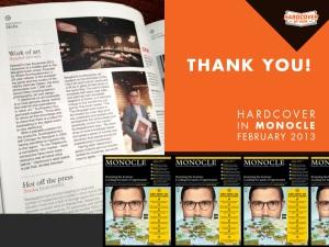 Monocle-Hardcover
